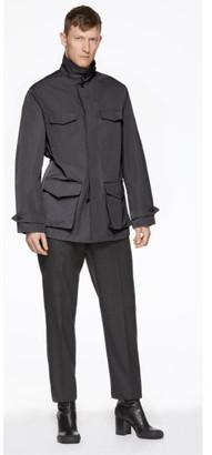 Random Identities Grey Field Jacket