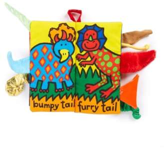 Jellycat 'Dino Tails' Book