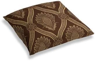 Loom Decor Simple Floor Pillow Period Peace - Aztec