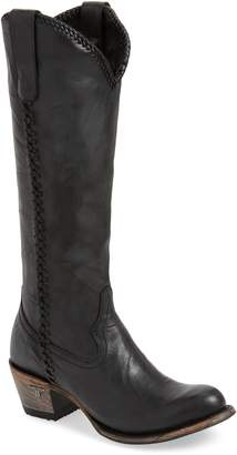 LANE BOOTS Plain Jane Knee High Western Boot