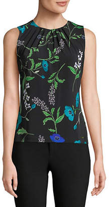 Calvin Klein Floral-Print Tank Top