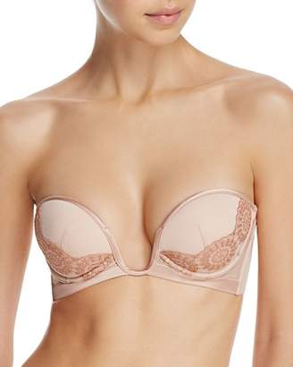 La Perla Moonstone Strapless Push-Up Bra