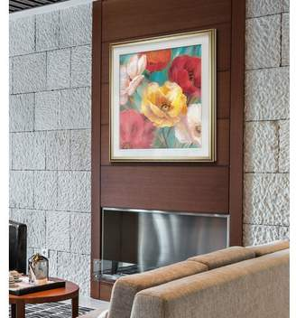 House of Hampton Jardin De Primavera' Oil Painting Print