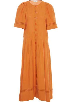Sea Izzy linen midi dress