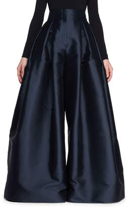 The Row Garcia High-Waist Wide-Leg Pants