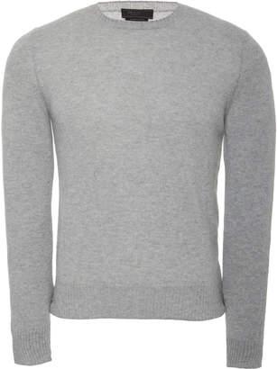 Prada Crewneck Cashmere Sweater