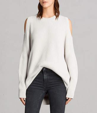 AllSaints Lizzie Crew Sweater