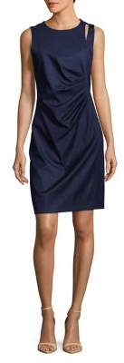 T Tahari Stilla Sheath Dress