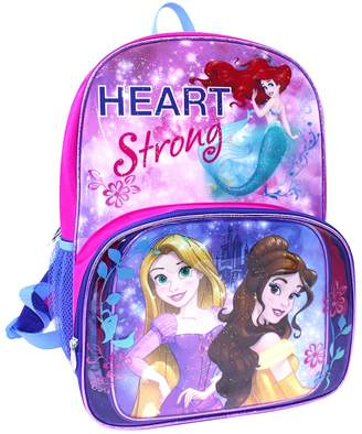 Disney Princess Rapunzel, Belle & Ariel Backpack & Lunch Tote Set $29.99 thestylecure.com