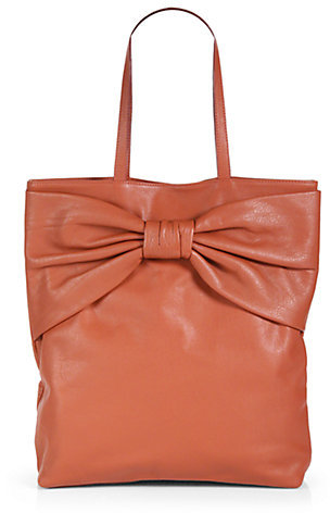 RED Valentino Bow Shoulder Tote