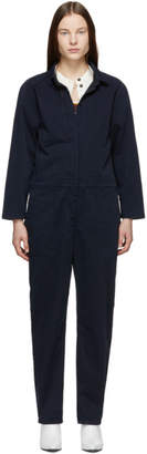 YMC Navy Garland Boiler Suit