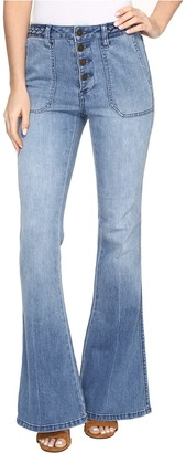 Volcom - High Waisted Flare Women's Jeans $75 thestylecure.com