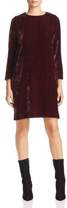 Marella Elba Velvet Shift Dress