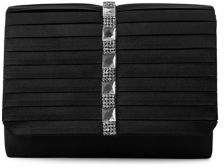 Jessica McClintock Katie Convertible Satin Clutch