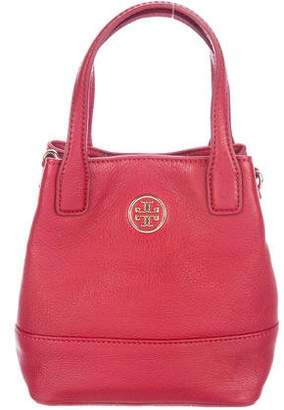 Tory Burch Leather Mini Satchel