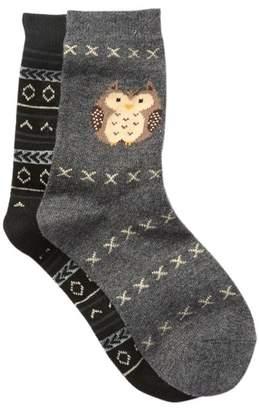 Free Press Critter Socks - Pack of 2