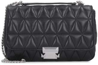 MICHAEL Michael Kors Sloan Quilted Leather Shoulder Bag