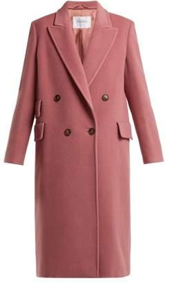 Max Mara Belli Coat - Womens - Pink