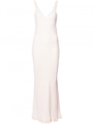 Haider Ackermann V-neck maxi dress $1,185 thestylecure.com