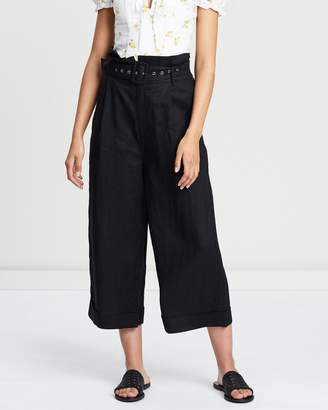 Lisa Linen Pants