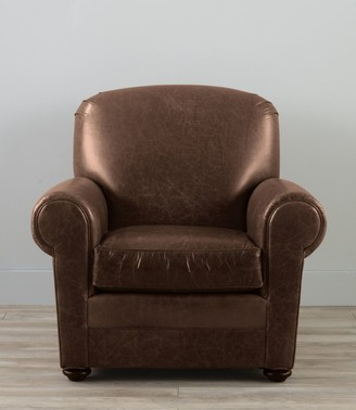 L.L. Bean L.L.Bean Leather Lodge Chair