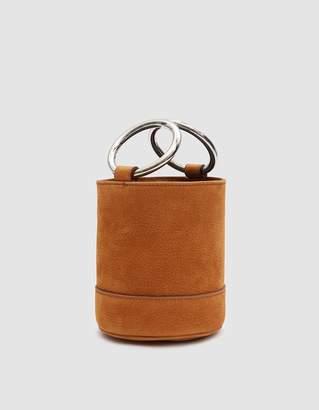 Simon Miller Bonsai 15 cm Bag in Malt Nubuck