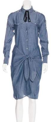 Ulla Johnson Embroidered Jane Dress w/ Tags