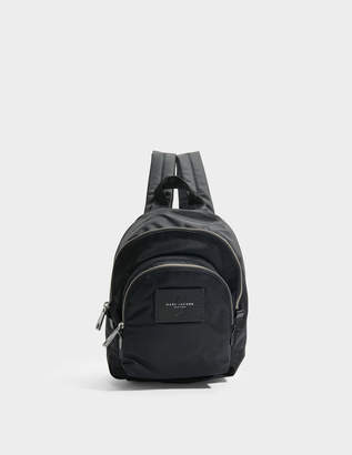 Marc Jacobs Mini Double Pack Backpack in Black Nylon