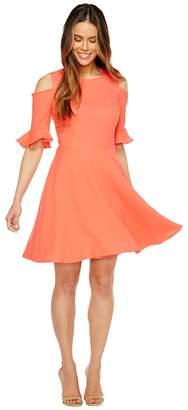 CeCe Emma - Cold Shoulder Women's Dress