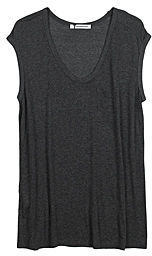 T by Alexander Wang Mini Pocket Muscle Tee