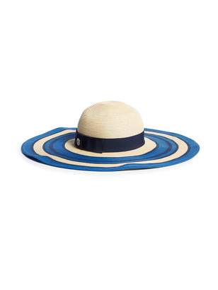 Draper James Stripe Sun Hat