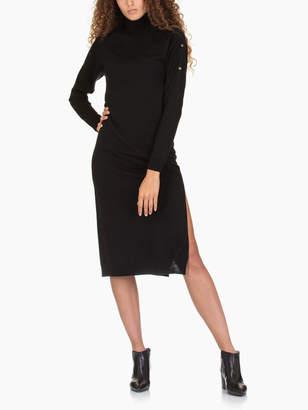 Semi-Couture Semicouture SEMICOUTURE Pale Dress