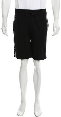 Valentino 2018 Jogger Shorts