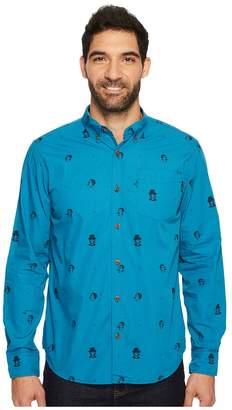 Prana Broderick Slim Long Sleeve Shirt Men's Long Sleeve Button Up