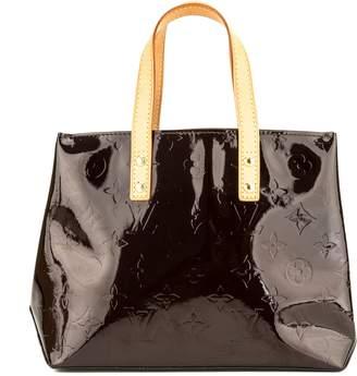 Louis Vuitton Amarante Monogram Vernis Leather Reade PM Bag (Pre Owned)