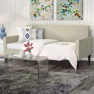 Wrought Studio Guizar Back Twin Daybed Wrought Studio