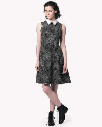 Theory (セオリー) - 【Theory】Westwood Removable Collar Dress