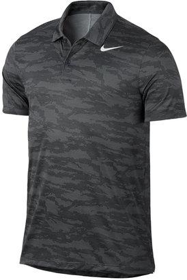 Nike Men's Icon Dri-FIT Golf Polo $70 thestylecure.com