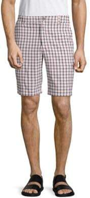 Tommy Bahama Check Your Swing Dockside Shorts