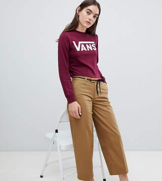 Vans Beige Authentic Wide Leg Chino PANTS