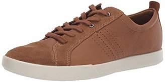 Ecco Men's Collin 2.0 Trend Sneaker Camel