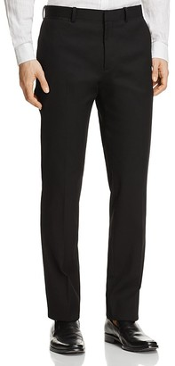 Theory Marlo Tailored Textured Slim Fit Suit Separate Trousers - 100% Exclusive $265 thestylecure.com