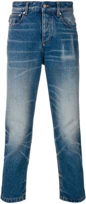 Ami Alexandre Mattiussi 5 Pockets Cropped Jeans