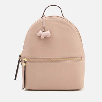 Radley Women's Fountain Road Medium Ziptop Backpack - Cobweb