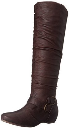 BareTraps Women's Striking Slouch Boot $99 thestylecure.com