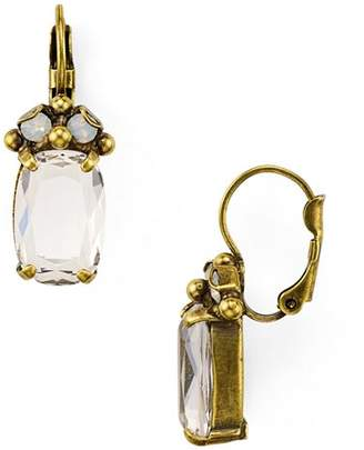 Sorrelli Faceted Glass Drop Earrings