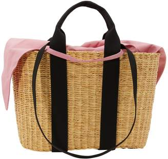 Muun P HDL tote bag with pouch