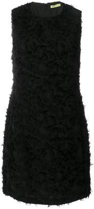 Versace Fantasy fitted dress