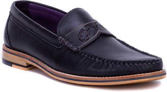 Robert Graham Estefan Leather Loafer