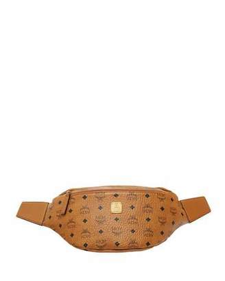 MCM Stark Small Visetos Belt Bag/Fanny Pack